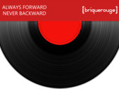 Always Forward Never Backward Limited Edition Brique Rouge T-Shirt - order before March,20 photo