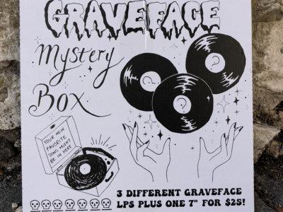 Graveface Records Mystery Box! main photo