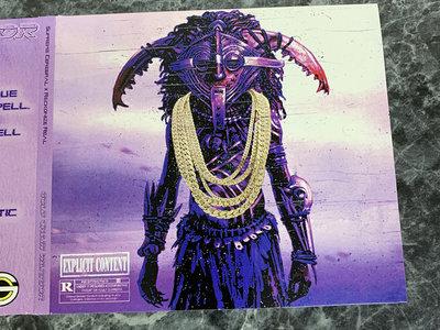 Supreme Cerebral & Reckonize Real - Gold Chain Warrior (CD) main photo