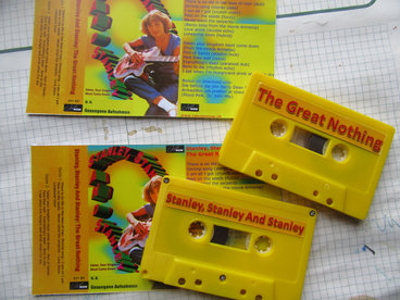 Limited edition full album on cassette plus 2 bonus tracks main photo