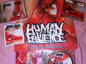 Sulfuric Cautery / Human Effluence - Bundle Shirt + CD photo