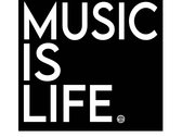 Music Is Life T-Shirt photo
