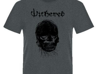 Ugly Face Grey T-Shirt (MADE TO ORDER) main photo