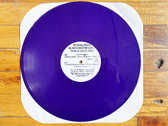 """Repress Alert!!! The Bayara Citizens - Mofo Congoietric EP Remix - 12"""" Purple Colored Vinyl Release - Only 50 Copies available for our Bandcamp customers!! Pre Order Now - Release Date 3.24.21 photo"""