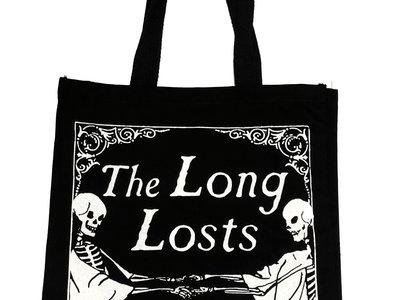 Skeleton Lovers Tote Bag main photo