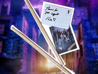 Signed Drumsticks - Lea main photo