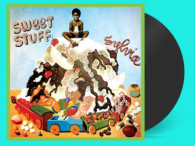 Sylvia - Sweet Stuff - Special LP Edition (black vinyl) main photo