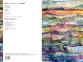 Outland Bundle 2 - Vinyl signed by Ian Boddy + Giclée Cover Art Print photo