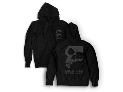 Samurai Music - Double Skull Hood - Black on Black (Ltd Edition) main photo