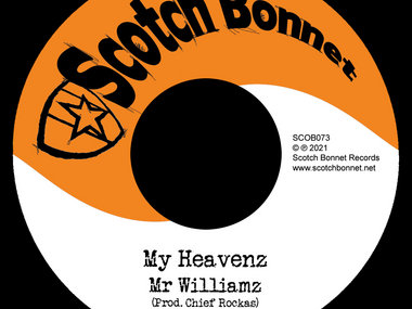 "Mr Williamz - My Heavenz 7"" (ltd edition) main photo"