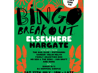 Bingo Breakout - Music Festival - Elsewhere (Margate) main photo