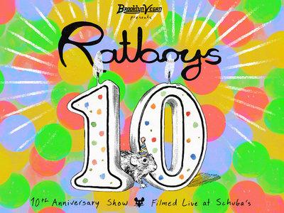 Ratboys 10th Anniversary Show main photo