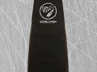 Kochschürze Love Cooking - Hate Fascism main photo