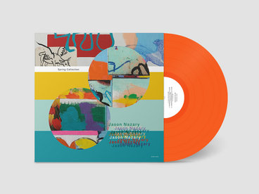 Neon Orange Vinyl LP main photo