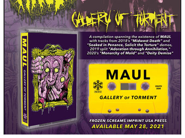 Jaundice Yellow Cassette (PRE-ORDER) main photo