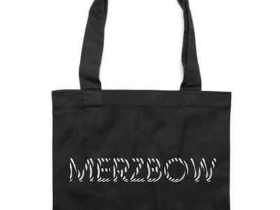 Merzbow - Ultra Limited Edition Tote Bag main photo