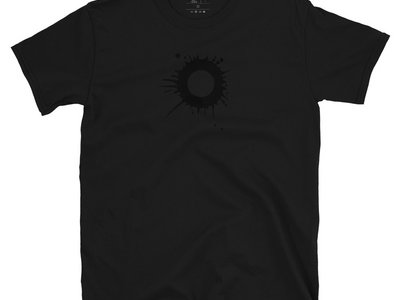 Cold Busted Short-Sleeve Unisex T-Shirt Black on Black main photo