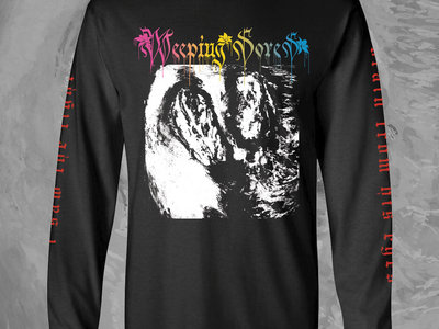 Weeping Sores Longsleeve - LIMITED RAINBOW Version main photo