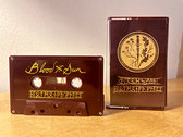 Blōtmōnaþ Feast Blood and Sun Live Cassette photo