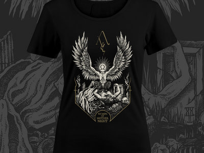 Nymph Of Mother Night Women T-Shirt *PRE-ORDER* main photo