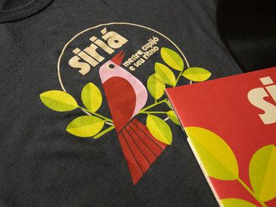 Siriá T-Shirt + CD Bundle main photo