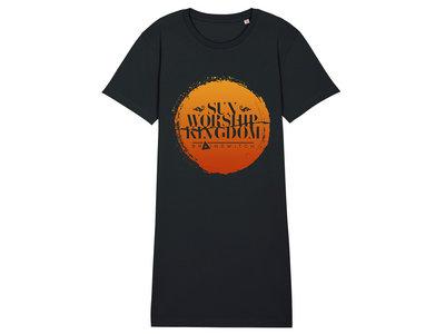 Sun Worship Kingdom - T-Shirt Dress main photo