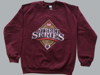 Street Series Sweater (Maroon) main photo