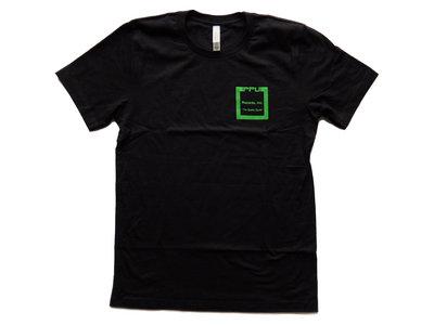 "PPU Records Inc ""The Quality Sound"" T-Shirt - Black Neon main photo"