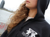 NEW! DEFORMER Zipped Hooded Sweater *Limited Edition* photo