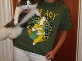 50th Anniversary of Being Veg! - Animal Sanctuary Fundraiser Tee photo
