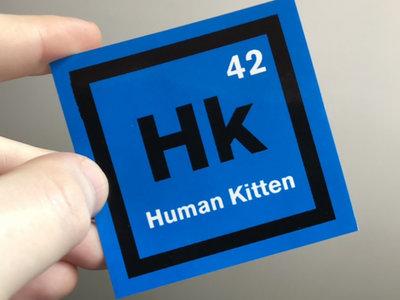Atomic Number Sticker main photo