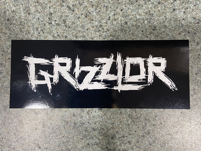 Grizzlor Sticker main photo