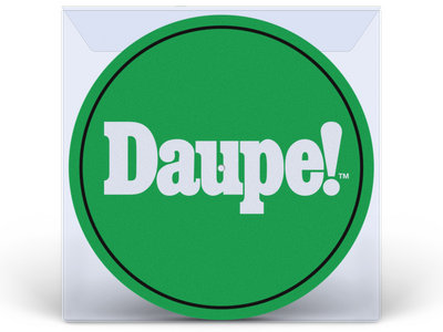 Limited Edition Daupe! Green Slip-mats (PAIR) main photo