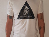 Camisetas Analog Love photo