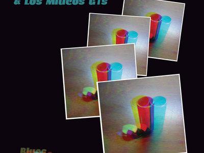 Hendrik Röver & Los Míticos GTs - BLUES (2020)  - cd EP main photo