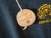 Analog Africa Logo-Shirt Women photo