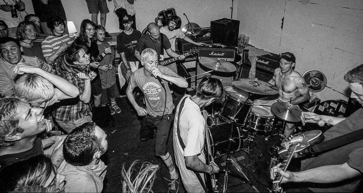 John Henry West: '90s Hardcore that Burned Bright and Fast