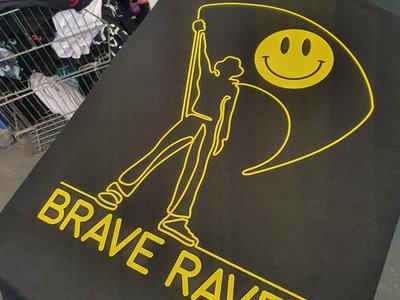 Exclusive BRAVE RAVER T-shirt main photo