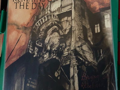 Distro LP - Remains of the Day - Hanging on Rebellion (Reissue) main photo