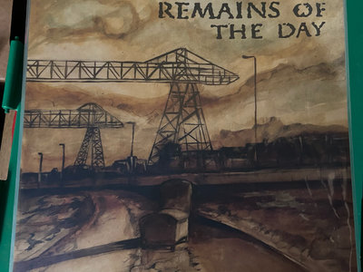 Distro LP - Remains of the Day - An Underlying Frequency (Reissue) main photo