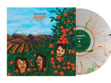 Translucent with Orange & Green Splatter Vinyl main photo