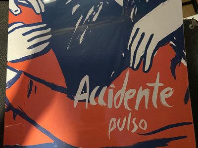 Distro LP - Accidente - Pulso main photo