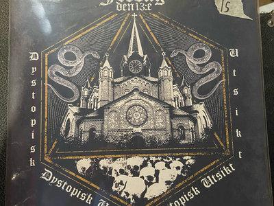Distro LP - Fredag Den 13:e - Dystopisk Utsikt main photo