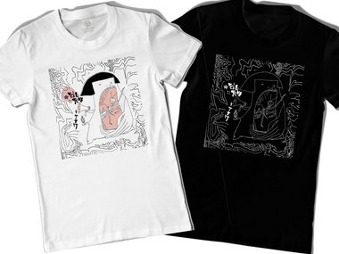 New 'Barbara' TEKE::TEKE T-Shirt (US+ROTW) main photo