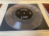 "Place Position - Vigil Loop 7"" Vinyl photo"