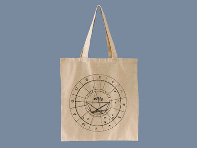 birth chart tote bags main photo
