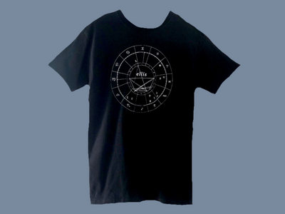 birth chart t-shirt main photo