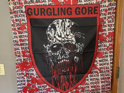 GURGLING GORE FLAG main photo