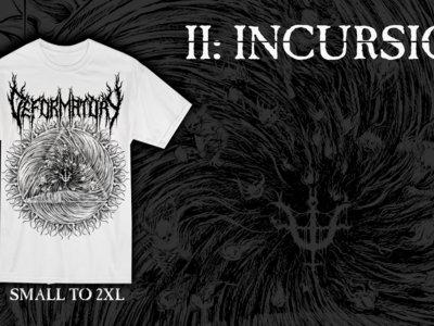 II: INCURSION   T-Shirt (White) main photo