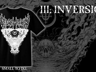 III: INVERSION   T-Shirt (Black) main photo